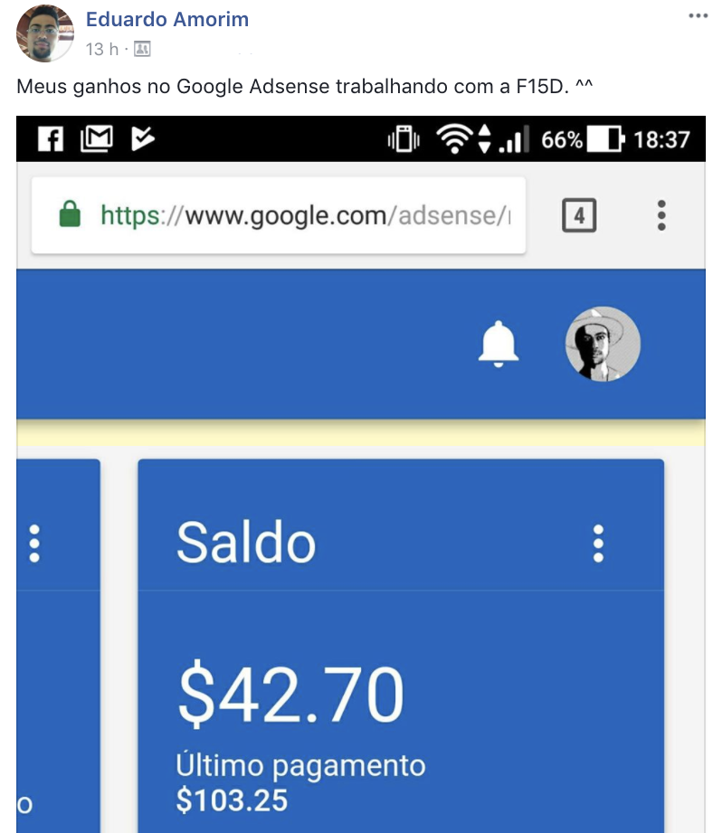 academia google adsense